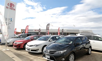 Canberra Toyota – Come On, Come On!