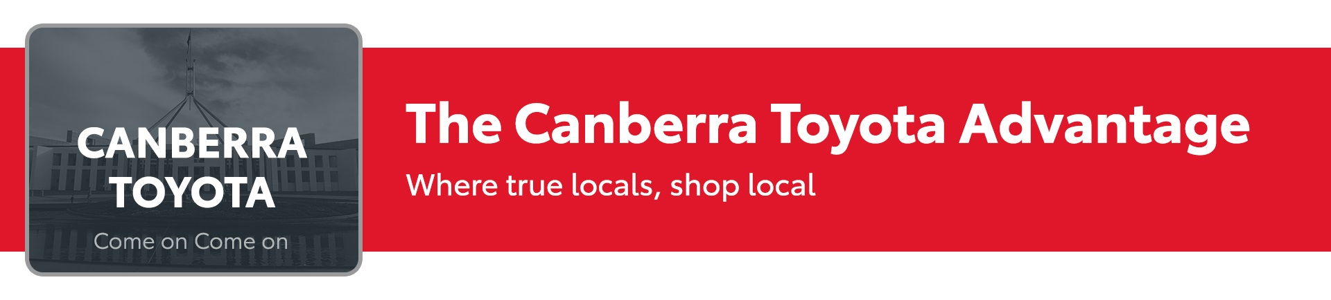 The Canberra Toyota Advantage